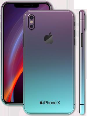 iphone 8 blue